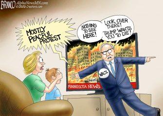 A.F. Branco Cartoon – Fire Damage
