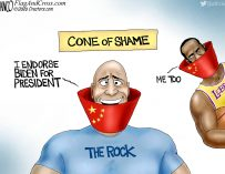 A.F. Branco Cartoon – Rock the Vote