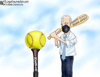 A.F. Branco Cartoon – Softballs