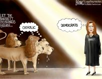 A.F. Branco Cartoon – Into The Liars Den