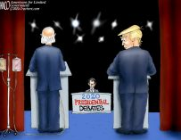 A.F. Branco Cartoon – Stimulating Debate