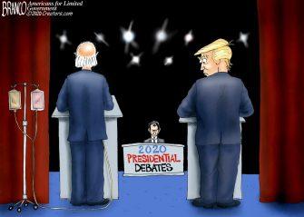 A.F. Branco Cartoon – Stimulating Debate