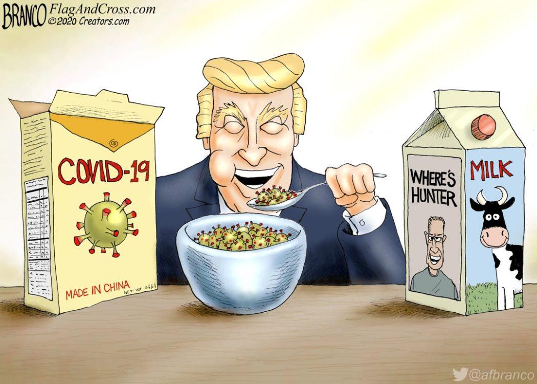 Trump Defeats COVID