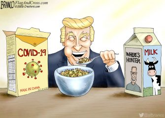 A.F. Branco Cartoon – Bon Appetit