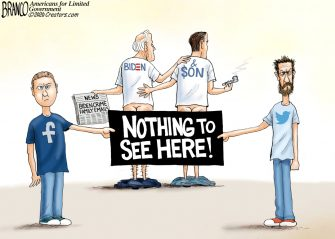 A.F. Branco Cartoon – Election Interference