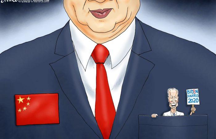 A.F. Branco cartoon – Pocket Change