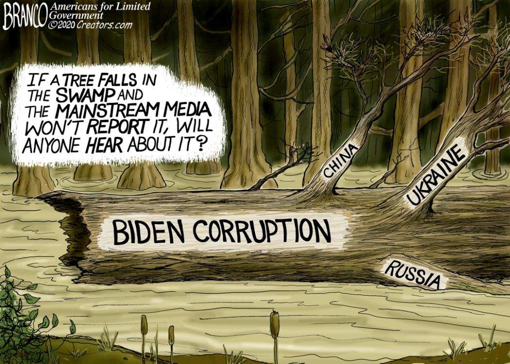 Swamp Corruption