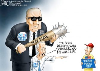 A.F. Branco Cartoon – Team Joe