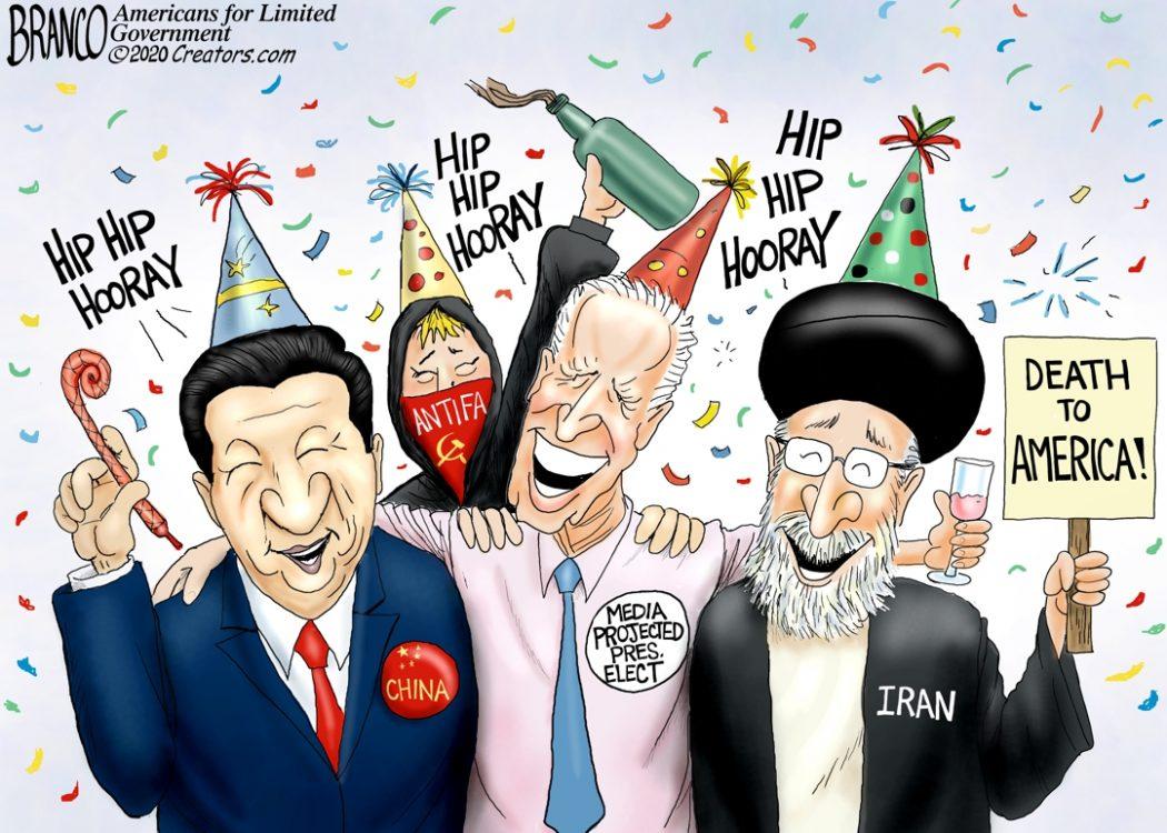 Biden Election Celebration
