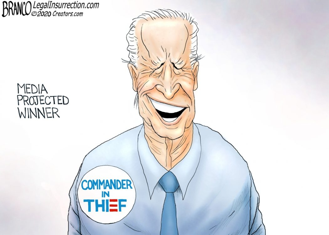Biden Projected Winner