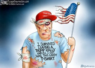 A.F. Branco Cartoon – A Patriot