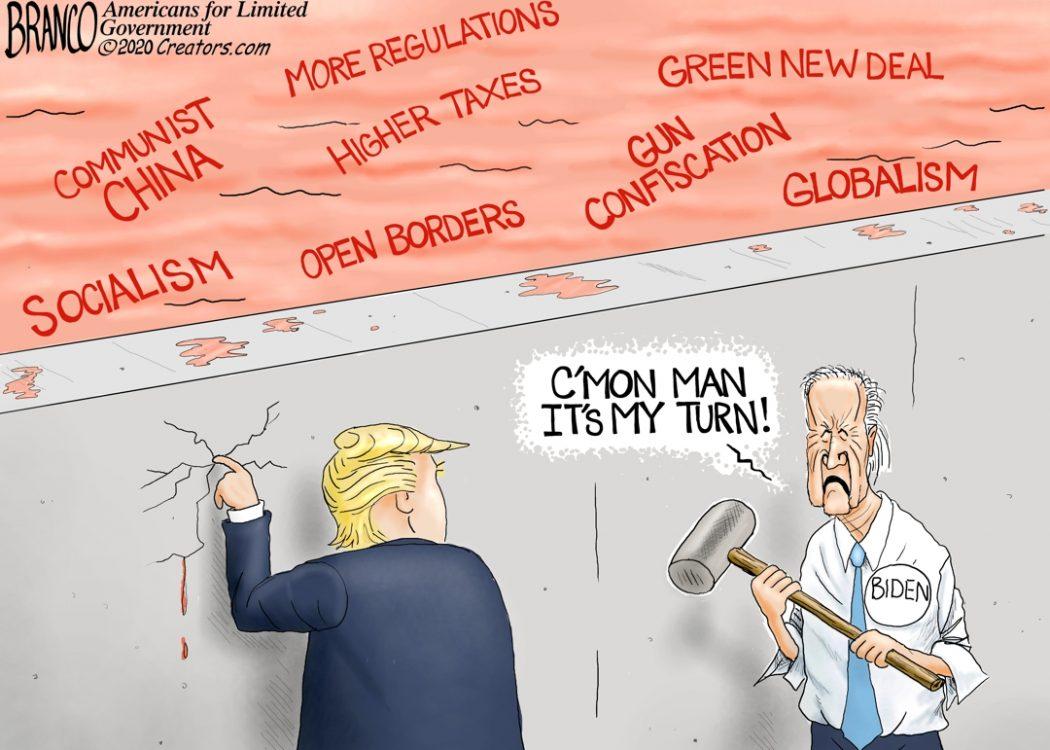 Trump Held Them Back