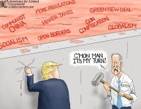 A.F. Branco Cartoon – The Other Red Wave