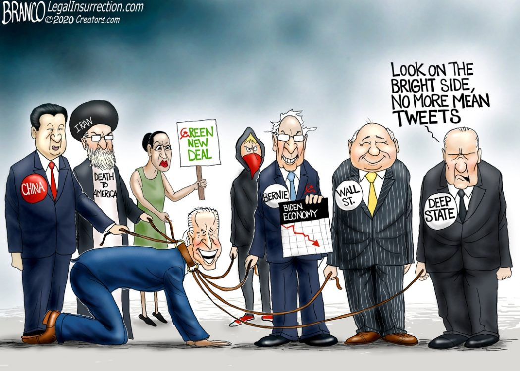 Biden Tyrannical Agenda