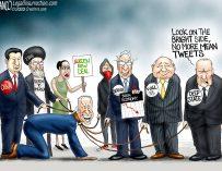 A. F. Branco Cartoon – The New Abnormal