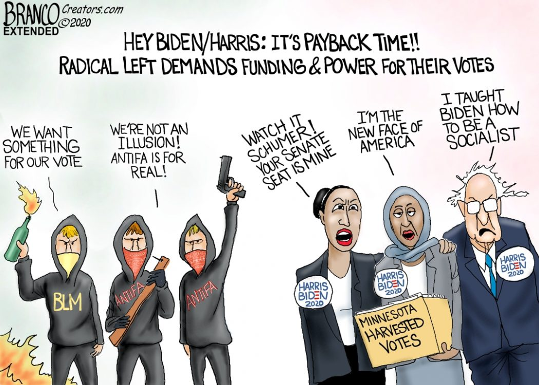 Radical left-wing Payback