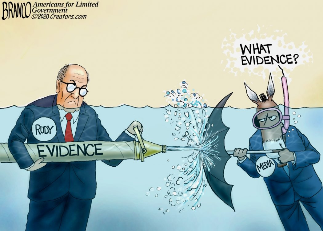 Firehose of Evidence
