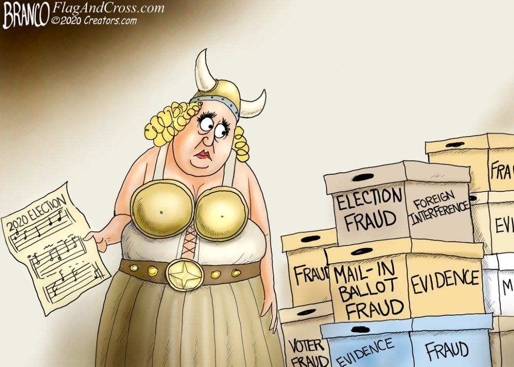 2020 Election Fat Lady