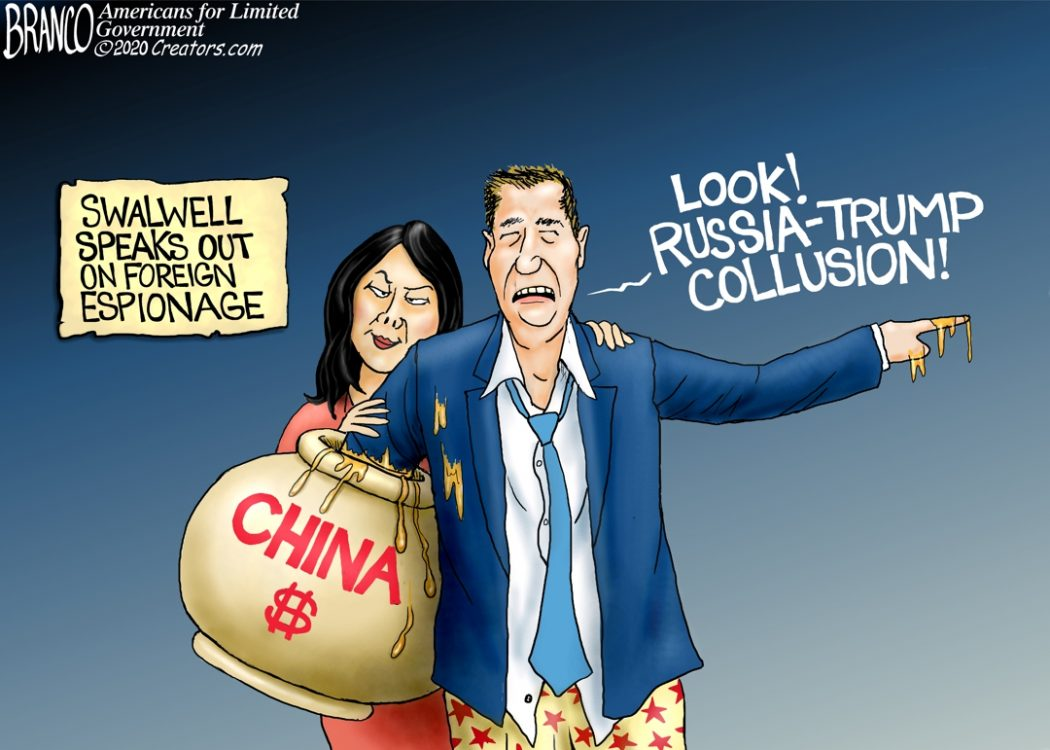 Swalwell China Collusion