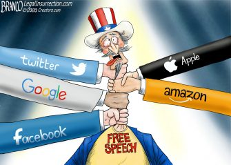A.F. Branco Cartoon – Hang Em' High-Tech