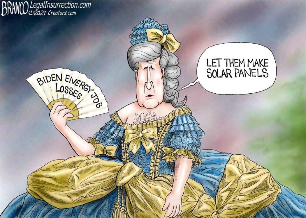 John Kerry Solar Panels