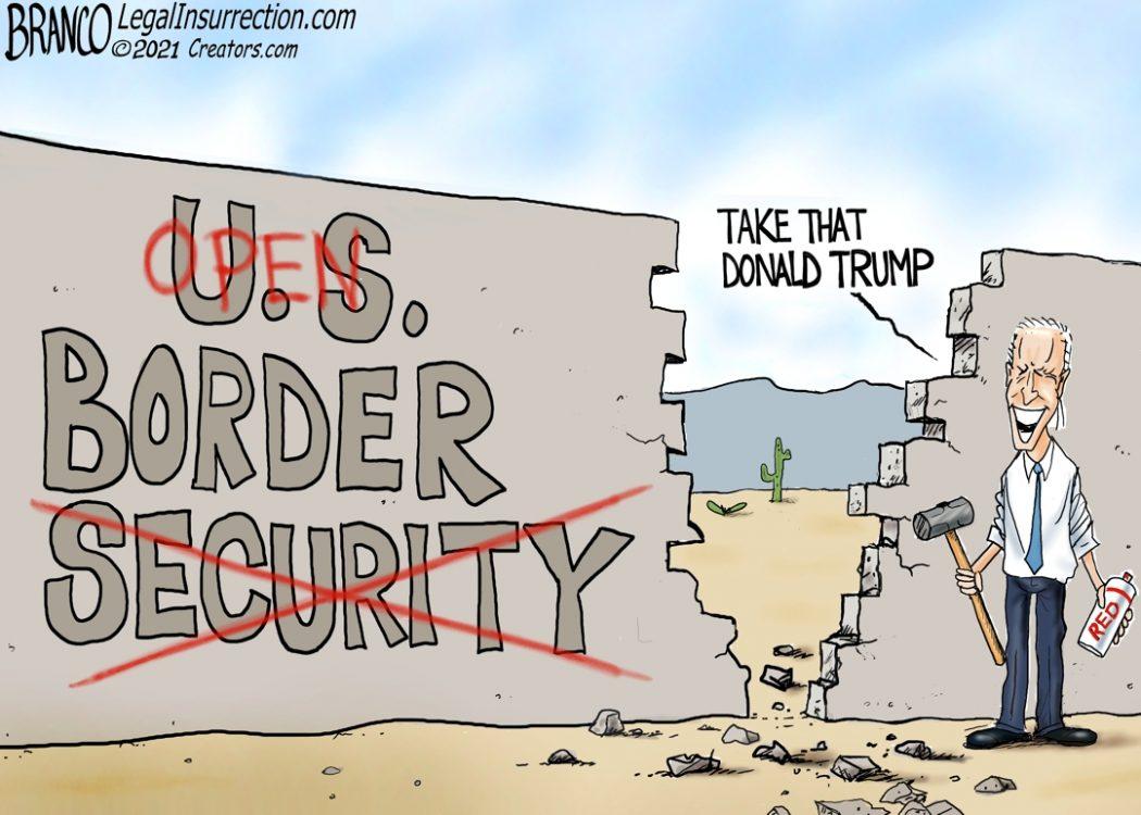 Biden Open Borders