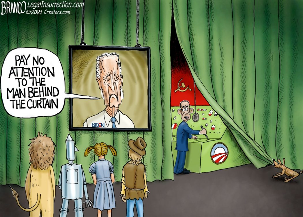 Radical Mouth Piece Biden