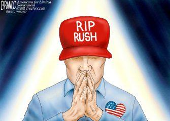 A.F. Branco – RIP Rush Limbaugh