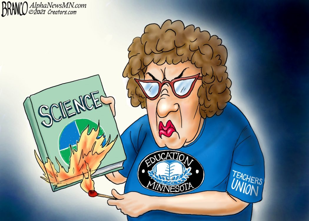 Teacher Ignore Science