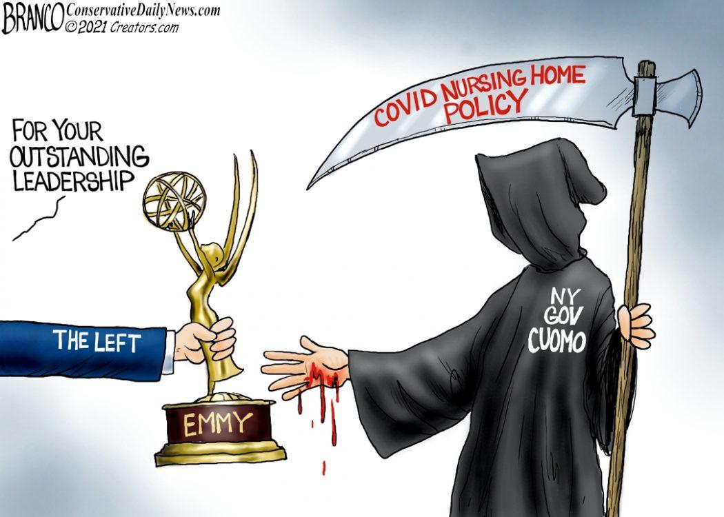 Cuomo Emmy Award