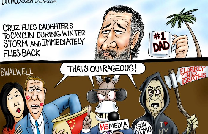 A.F. Branco Cartoon – Daddy Knows Best