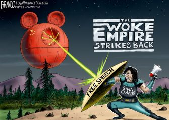 A.F. Branco Cartoon – Mickey Mouse Operation