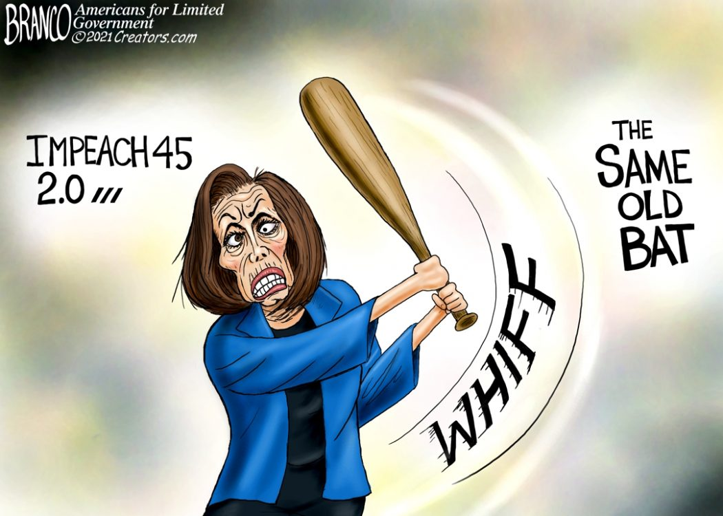 Pelosi Impeachment 2.0