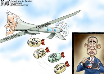 A.F. Branco Cartoon – Smooth Operator