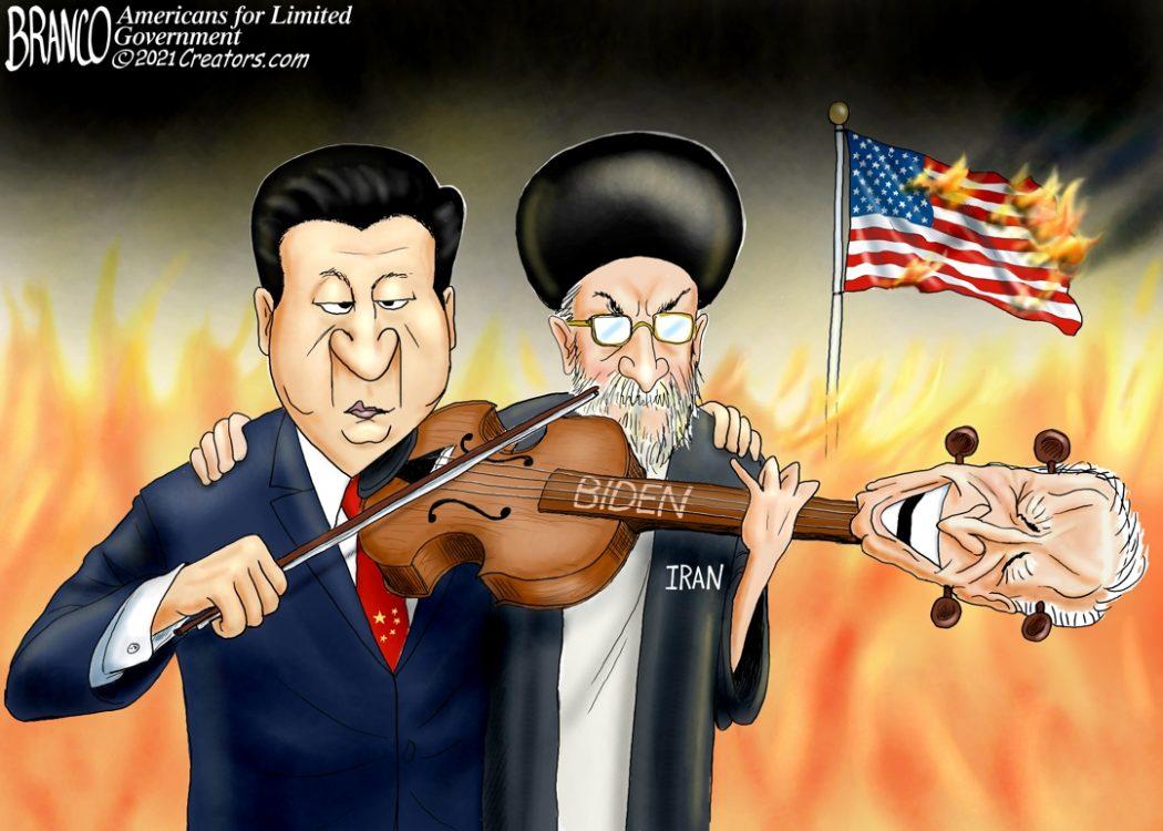 Playing Biden Like a Fiddle