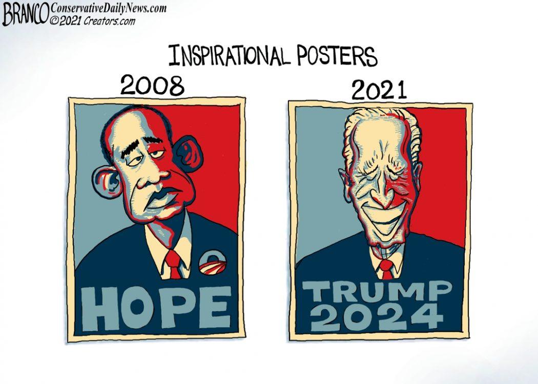 New Trump Campaign Poster
