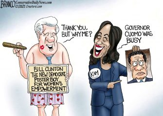 A.F. Branco Cartoon – Stand By Your Man