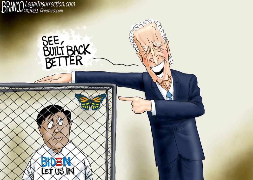Biden Border Kids Cages