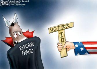 A.F. Branco Cartoon – Count Fraudula