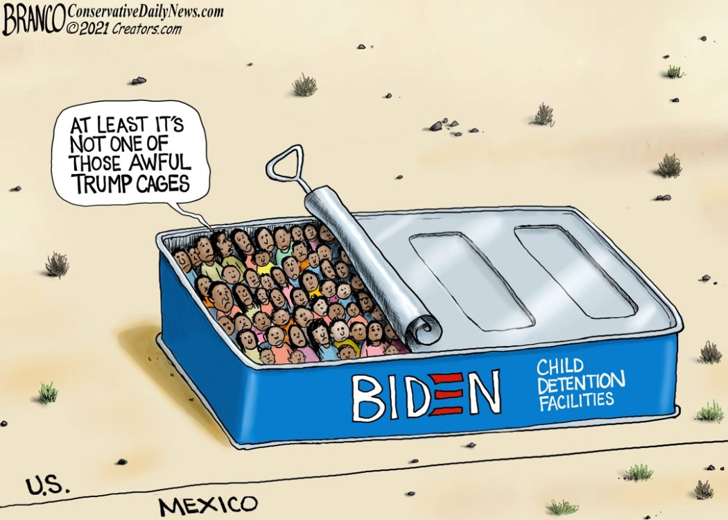 Biden Concentration Camps