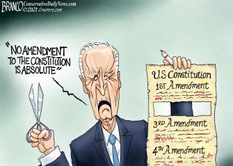 A.F. Branco Cartoon – Executive Rewrite