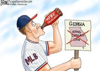 A.F. Branco Cartoon – Major League Kool-Aid