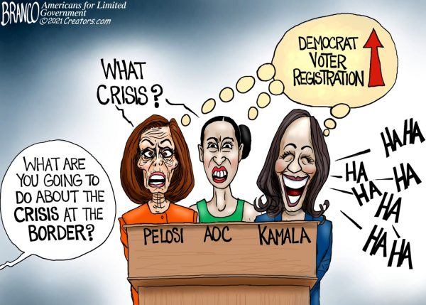 A.F. Branco Cartoon – Queens Of Mean