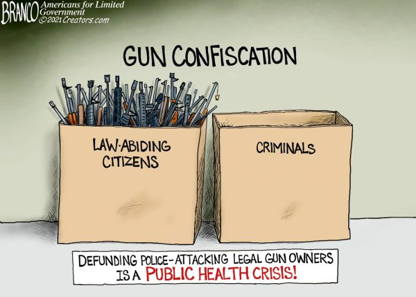 A.F. Branco Cartoon – Feel Safer Now?