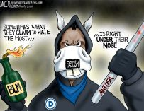 A.F. Branco Cartoon – Party of Hate