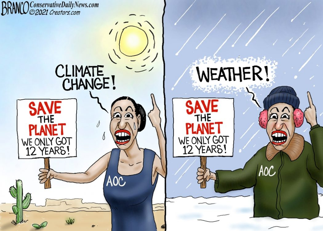 AOC and Climate Change