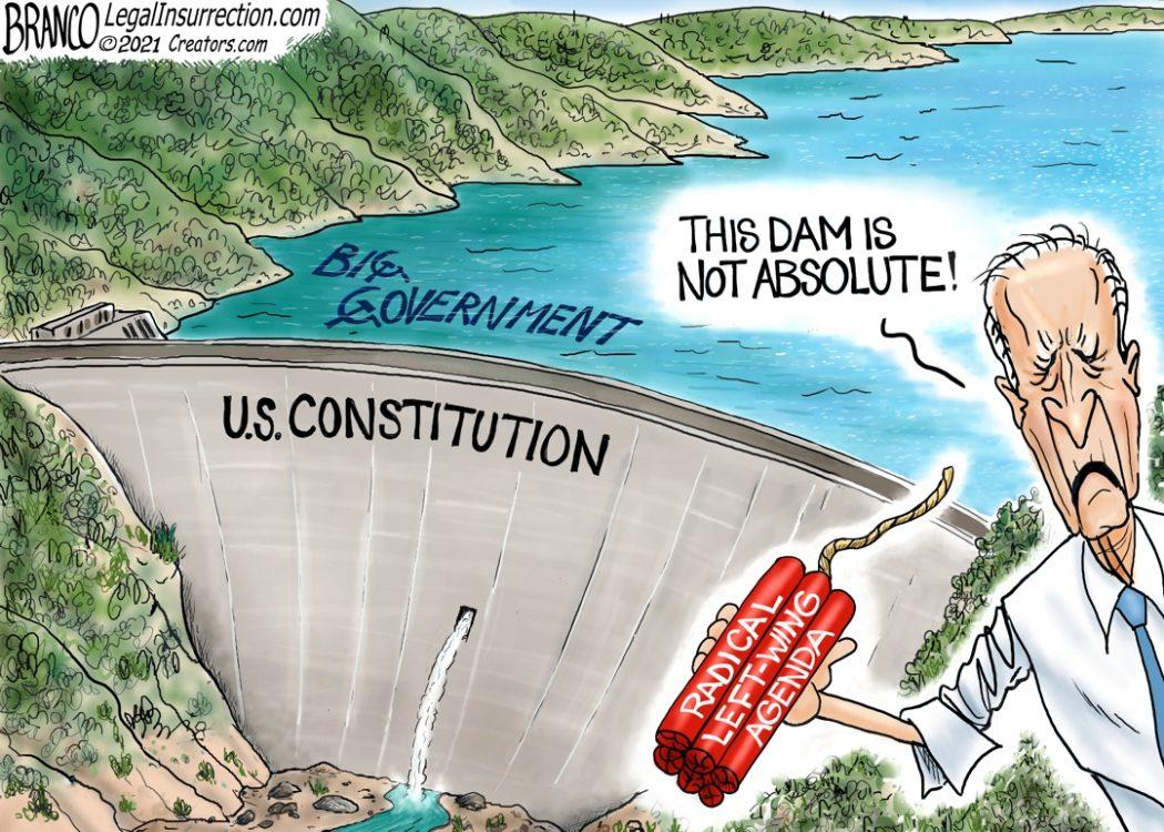 Biden Constitution Not Absolute