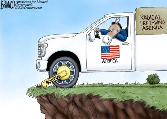 A.F. Branco Cartoon – Trigger Lock