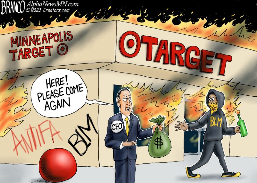 Target Store Promotes More Riots