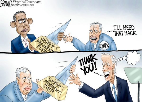 A.F. Branco Cartoon – The Biggest Loser